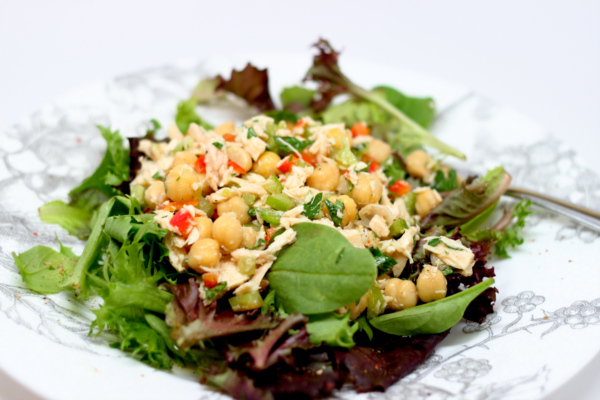 Tuna Antipasto Salad