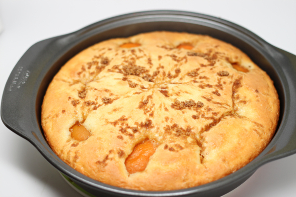 Apricot Cake
