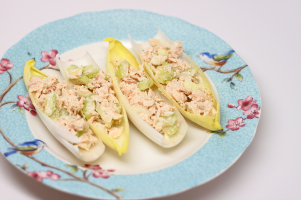 Tuna Salad in Endive