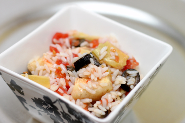 Italian Rice Salad