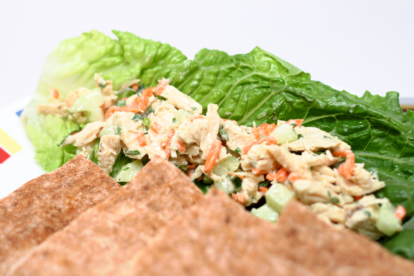 Luncheon Chicken Salad