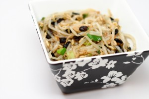 Bean Sprout Stir Fry