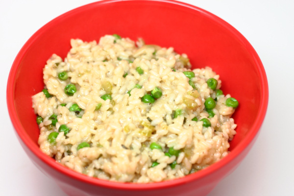 Risi e Bisi (Rice and Peas) |