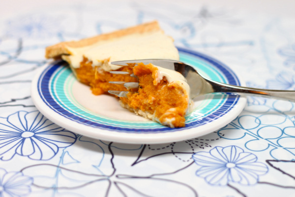 Sweet Potato Pie Deluxe
